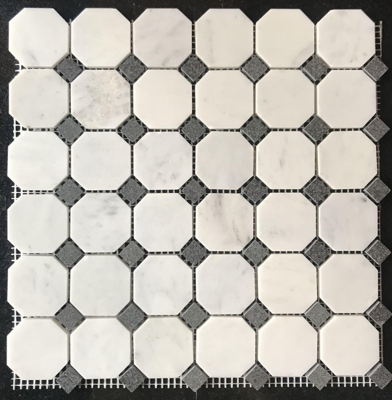 Мозаика из мрамора ART. MZ123