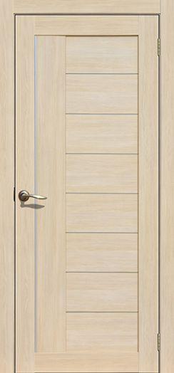 Дверь межкомнатная Лондон Ясень латте  (Цена за комплект)