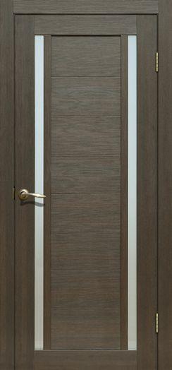 Дверь межкомнатная Нью- Йорк Ясень грэй  (Цена за комплект)