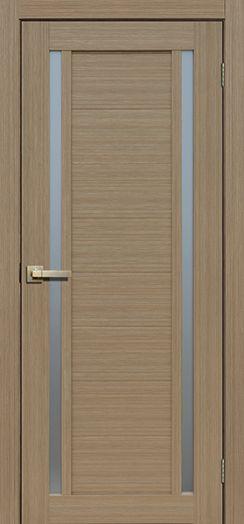 Дверь межкомнатная Нью- Йорк тиковое дерево   (Цена за комплект)