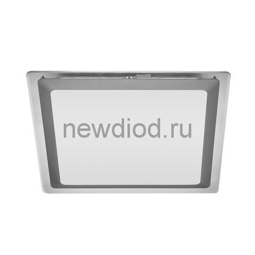 Накладной светодиодный светильник ALS-30 AC170-265V 30W 445х80мм Прозрачный (Универс.белый) 2400lm