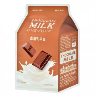 Chocolate Milk One-Pack Маска для лица тканевая, 21гр
