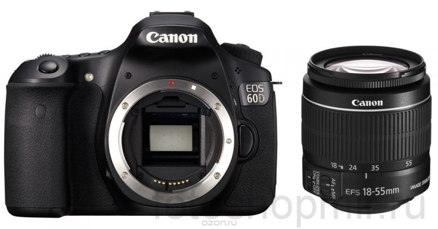 Canon EOS 60D Kit 18-55mm is ll