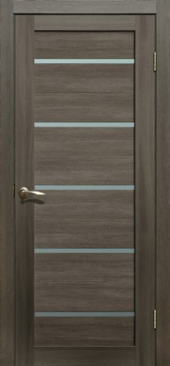 Дверь межкомнатная Токио Ясень грэй  (Цена за комплект)