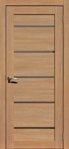 Дверь межкомнатная Токио Дуб сантьяго   (Цена за комплект)
