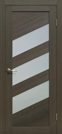 Дверь межкомнатная Осака Ясень грэй (Цена за комплект)