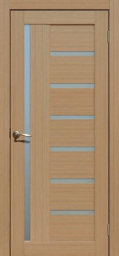 Дверь межкомнатная Сидней Тиковое дерево (Цена за комплект)