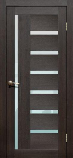Дверь межкомнатная Сидней Дуб мокко (Цена за комплект)
