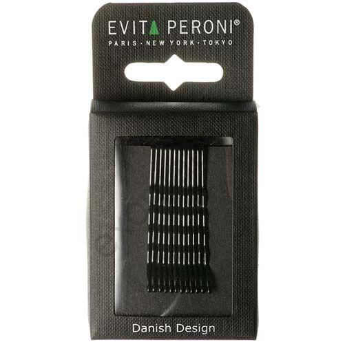 Заколка-невидимка Evita Peroni 00700-496. Коллекция Styling Black