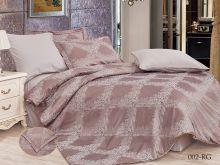 Комплект постельного белья Сатин-жаккард  Royal  евро  Арт.31/002-RG