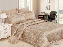 Комплект постельного белья Сатин-жаккард  Royal  евро  Арт.31/003-RG