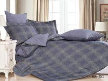 Комплект постельного белья Сатин-жаккард  Royal  евро  Арт.31/009-RG