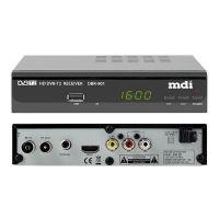 DVB-T2 MDI DBR-901