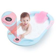 Ванночка для новорожденных с термометром и электронным дисплеем