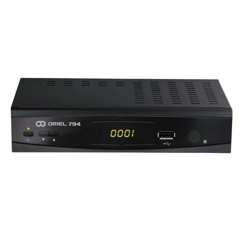 DVB-T2 приставка Oriel 794