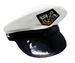 Фуражка бравого капитана
