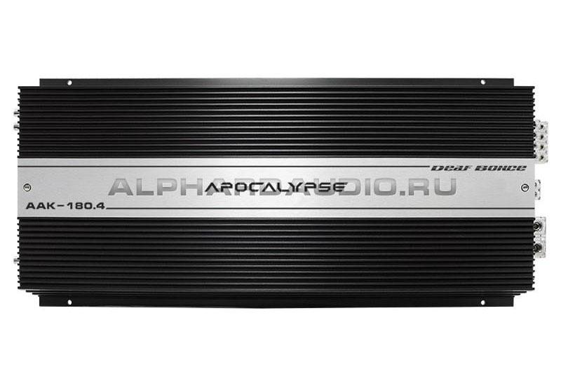 Усилитель Alphard AAK-180.4