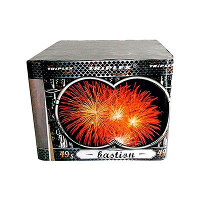 Батарея салютов Бастион 49 залпов калибр 1 дюйм