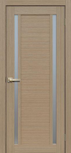 Дверь межкомнатная Эверест Тиковое дерево  3D  (Цена за комплект)