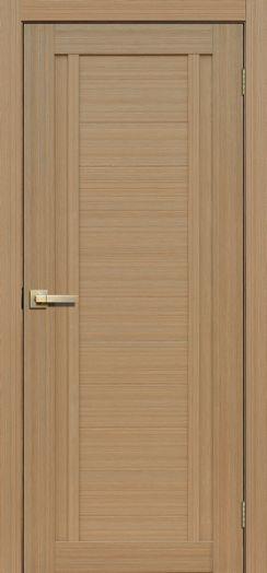 Дверь межкомнатная Эльбрус Тиковое дерево  3D  (Цена за комплект)