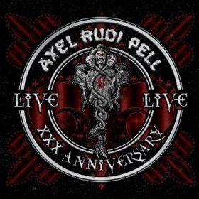 "AXEL RUDI PELL ""XXX Anniversary Live"" [2CD-DIGI]"