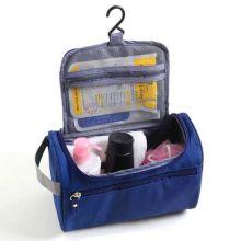 Косметичка-органайзер для хранения гигиенических предметов, Цвет: Синий