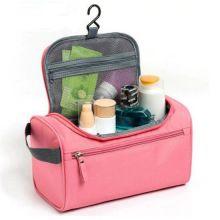 Косметичка-органайзер для хранения гигиенических предметов, Цвет: Светло-розовый