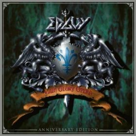 """EDGUY """"Vain Glory Opera (Anniversary Edition)"""" 1998-2019"""