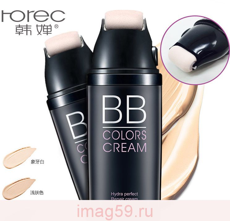 BE0154212 ВВ крем-ролик Roller Cream BB Bioaqua