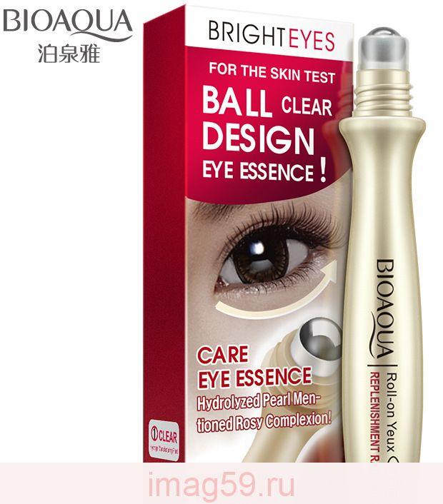 BE6822035 Увлажняющий роликовый крем для глаз BIOAQUA