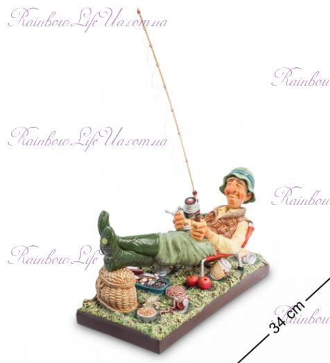 "Статуэтка Рыбак ""The Fisherman. Forchino"""