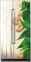 Наклейка на холодильник -  Мягкий свет магазин Интерьерные наклейки