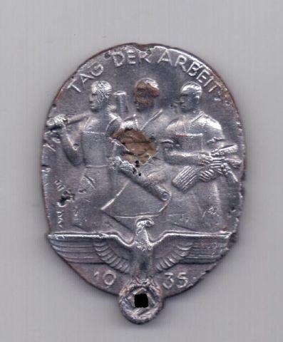 знак 1935 года Германия