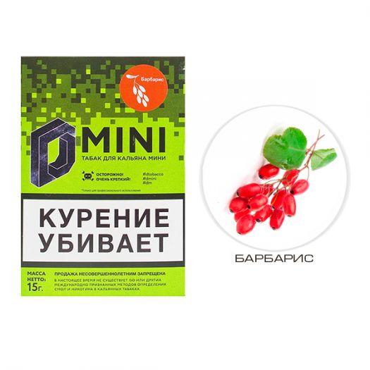 Табак D-Mini Барбарис