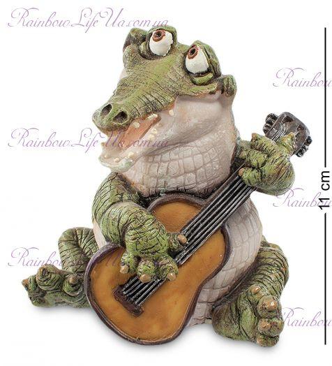 "Фигурка крокодил с гитарой ""Sealmark"""