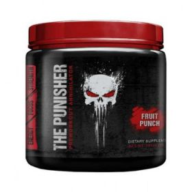 The Punisher 150g 50mg  от RED Labs (EPHEDRA 50mg + 1.3 DMAA)  30 порций