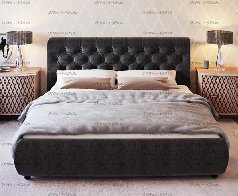 Кровать Дакота Perrino 3.0 (б/о)