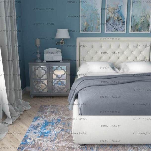 Кровать Вирджиния Perrino 3.0 (б/о)
