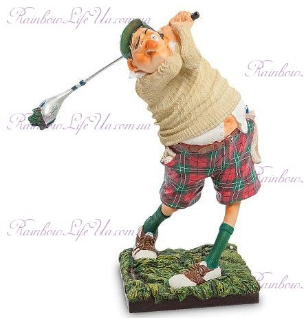 "Статуэтка гольфист 85504 ""The Golf player. Forchino"""