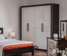 Шкаф МАРТЕЛЬ для одежды б/з 4-дверный