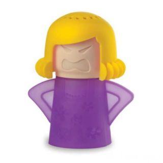 Очиститель микроволновки Angry Mama, Цвет корпуса: Фиолетовый