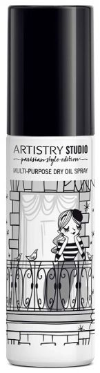 Artistry Studio™ Parisian style edition Сухое масло спрей для тела и волос