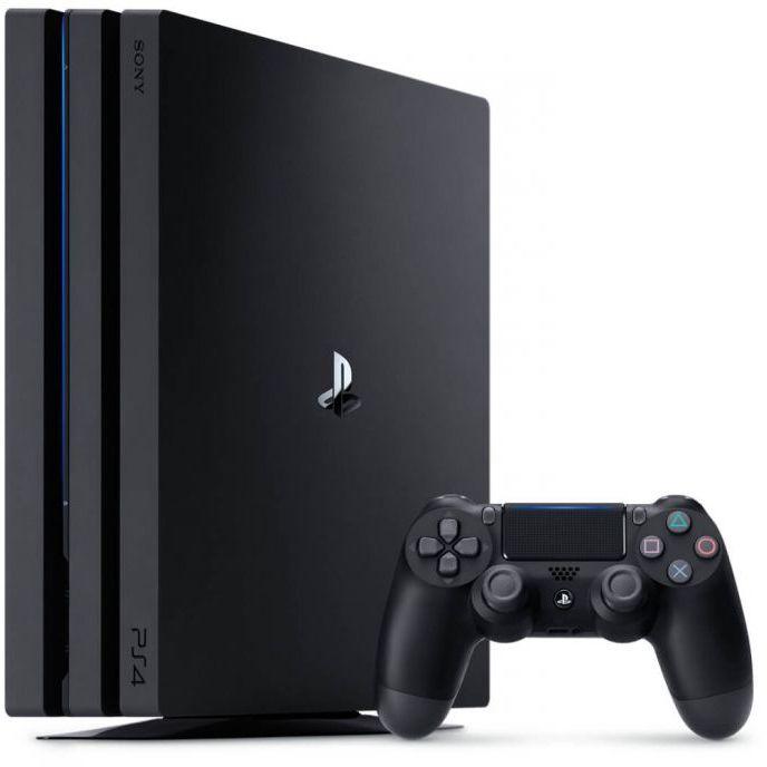 Sony PlayStation 4 Pro 1Tb + Игра GTA V 5