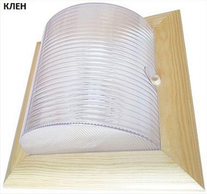 Светодиодный светильник ЖКХ Ecola TP53S1ECA