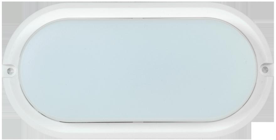 Светодиодный светильник ЖКХ IEK LDPO0-4011-8-4000-K01 8W
