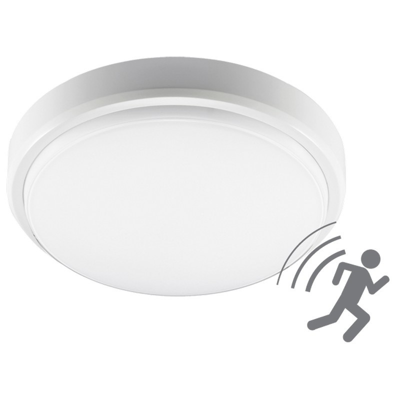 Светодиодный светильник ЖКХ Jazzway PBH-PC2-RS-12w-4000.2850584A 12W