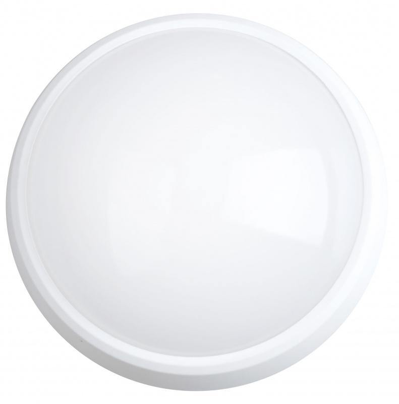 Светодиодный светильник ЖКХ Smartbuy SBL-HPOval-12W-4K 12W