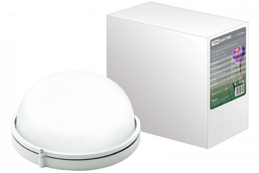 Светодиодный светильник ЖКХ TDM SQ0329-0020 8W