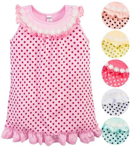 Сорочка для девочек 2-5 лет Bonito