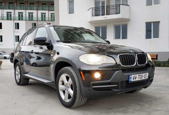 BMW X5 3.0л. 4х4
